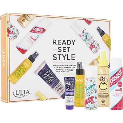 ULTAReady Set Style Haircare Sampler Kit