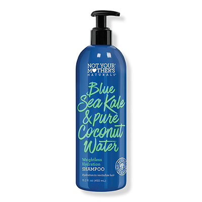 Not Your Mother's Blue Sea Kale %26 Pure Coconut Water Sea Minerals Shampoo