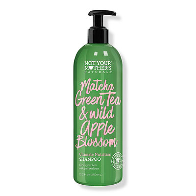 Not Your Mother's Matcha Green Tea %26 Wild Apple Blossom Nutrient Rich Shampoo