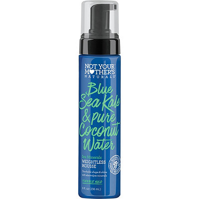 Not Your Mother'sBlue Sea Kale %26 Pure Coconut Water Sea Minerals Weightless Mousse