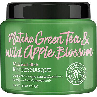 Not Your Mother'sMatcha Green Tea %26 Wild Apple Blossom Nutrient Rich Butter Masque