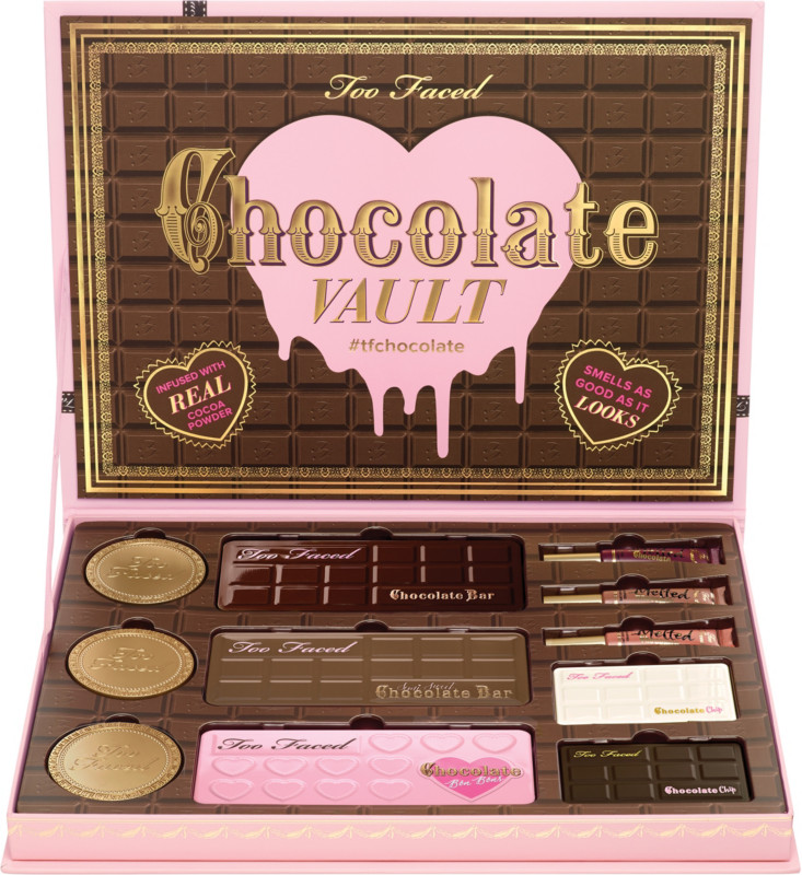 c798dc33cf8c Too Faced Online Only The Ultimate Chocolate Vault