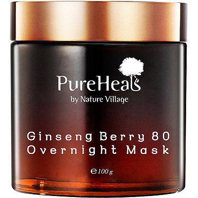 PureHealsOnline Only Ginseng Berry 80 Overnight Mask