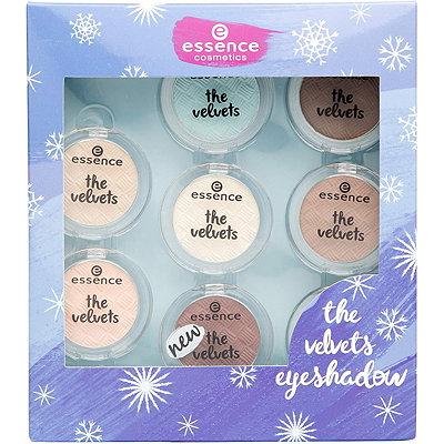 EssenceThe Velvets Eyeshadow Holiday Kit