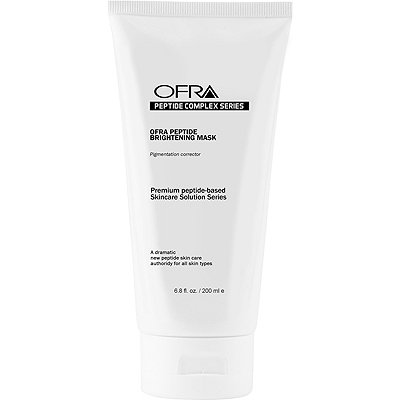 Online Only Peptide Brightening Mask