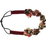 Velvet Rosette Headwrap