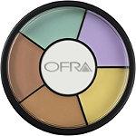 Online Only Magic Roluette 6 Color Concealer Wheel