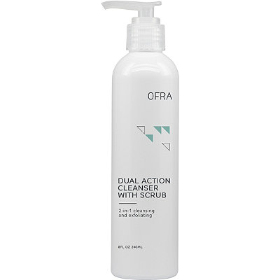 Ofra Cosmetics Online Only Dual Action Cleanser w%2F Scrub