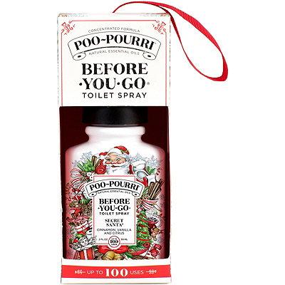 Poo~PourriSecret Santa Ornament Box