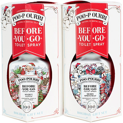 Poo~PourriHoliday Duo Gift Set
