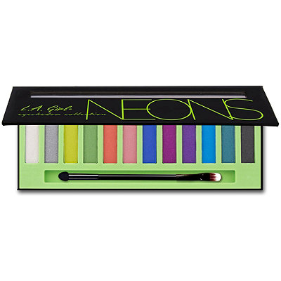 L.A. GirlOnline Only Neons Beauty Brick Eyeshadow Palette