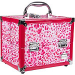 Leopard Adored Train Case