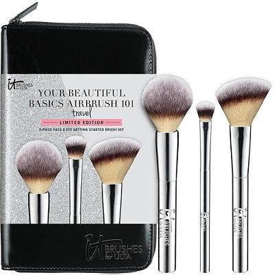 IT Brushes For ULTAYour Beautiful Basics Airbrush 101 Travel Set