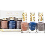 7 Free Blue Nail Color Trio
