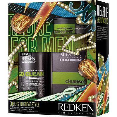 RedkenOnline Only Men Holiday Kit