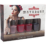 Online Only Matadora Professional Mini 4 Pc Nail Lacquer Set