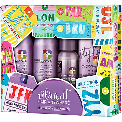 Pureology Vibrant Hair Anywhere Holiday Kit