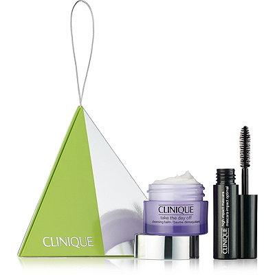 CliniqueHigh Impact Mascara and Take The Day Off Balm Set