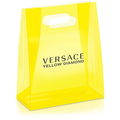 VersaceOnline Only FREE Clear Bag w%2Fany large spray Versace Women%27s Fragrance purchase