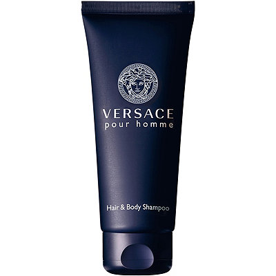 VersaceOnline Only FREE Pour Homme Bath and Shower Gel w/any large spray Versace Women's Fragrance purchase