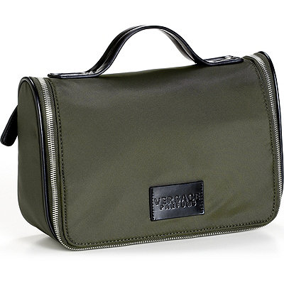 VersaceOnline Only FREE Men's Trousse Pouch w/any large spray Versace Men's Fragrance purchase