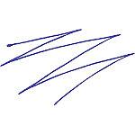 MAC Online Only Rollerwheel Liquid Liner Roller Royale (royal blue)