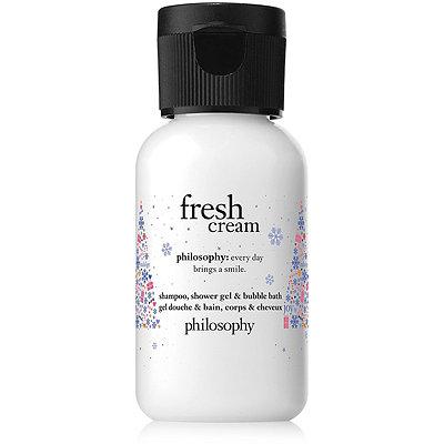 PhilosophyLimited Edition Fresh Cream Shampoo%2C Shower Gel %26 Bubble Bath