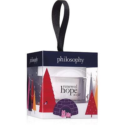 PhilosophyRenewed Hope In A Jar Ornament