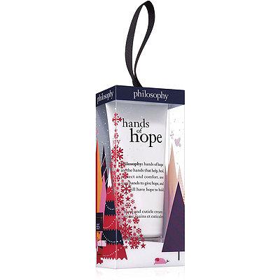 PhilosophyHands Of Hope Ornament