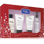 Fresh Cream 4 Pc Set