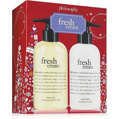 PhilosophyFresh Cream Duo Set