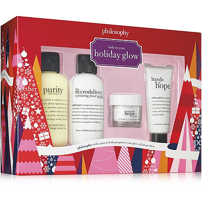 PhilosophyBask In Your Holiday Glow Set