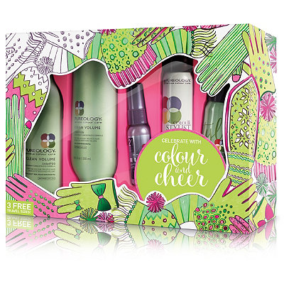 PureologyOnline Only Clean Volume Holiday Kit