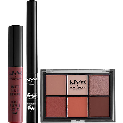NYX Professional Makeup Beyond Basic Look Set