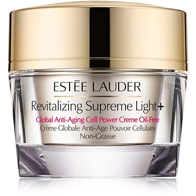 Revitalizing Supreme Light+ Global Anti-Aging Cell Power Crème Oil Free