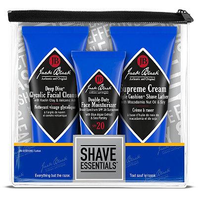 Jack BlackShave Essentials