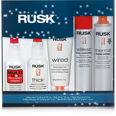 Rusk FREE 5pc Styling Collection Sampler Kit w%2Fany Rusk Tool purchase