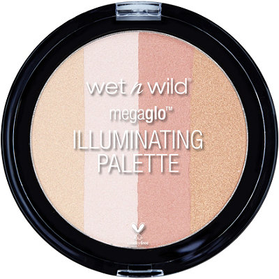Wet n WildOnline Only MegaGlo Illuminating Palette