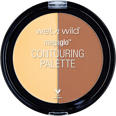 Wet n Wild Online Only MegaGlo Contouring Palette