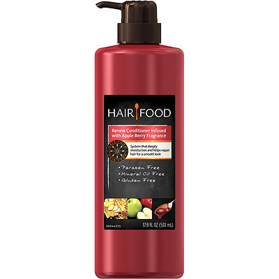 Hair Food Renew Conditioner Infused with Apple Berry Fragrance