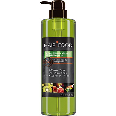 Hair FoodHair Food Volume Shampoo Infused With Kiwi Fragrance