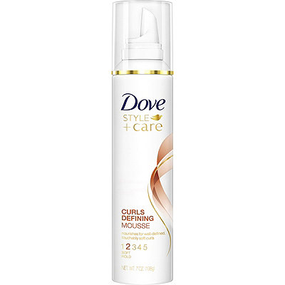 Dove Style %2B Care Curls Defining Mousse