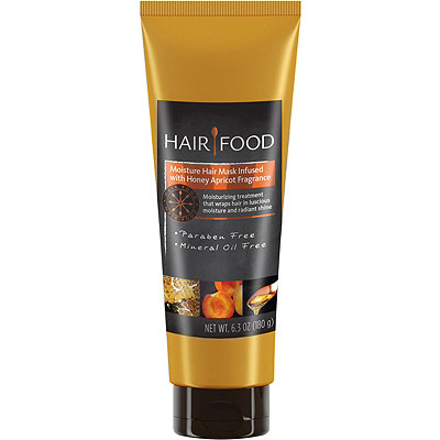 Hair Food Hair Food Moisture Hair Mask Infused With Honey Apricot Fragrance