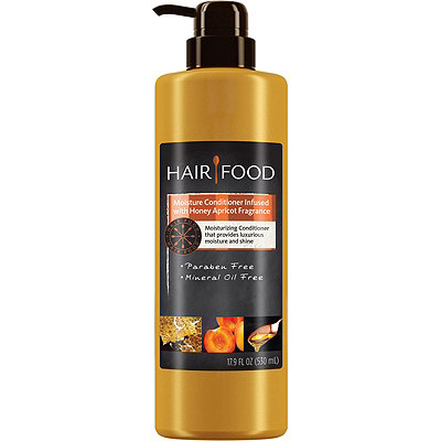 Hair Food Moisture Conditioner Infused With Honey Apricot Fragrance