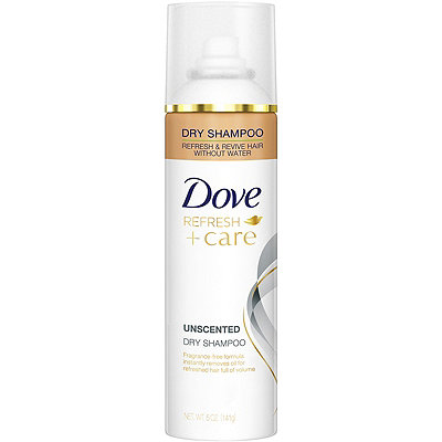 DoveRefresh + Care Unscented Dry Shampoo