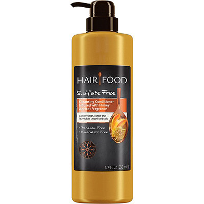 Hair FoodHair Food Sulfate Free Cleansing Conditioner Infused with Honey Apricot Fragrance