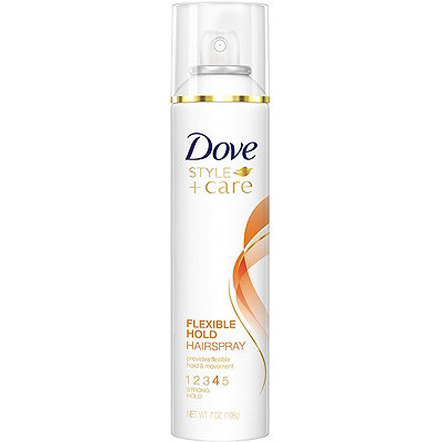 DoveStyle + Care Flexible Hold Hairspray
