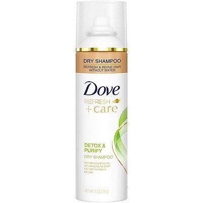 DoveRefresh %2B Care Detox %26 Purify Dry Shampoo