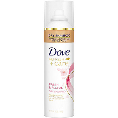 DoveRefresh + Care Fresh & Floral Dry Shampoo