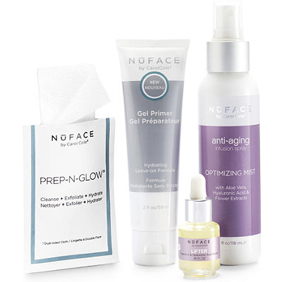Nuface Online Only Keeping Glowing Hydrating Renewal Kit